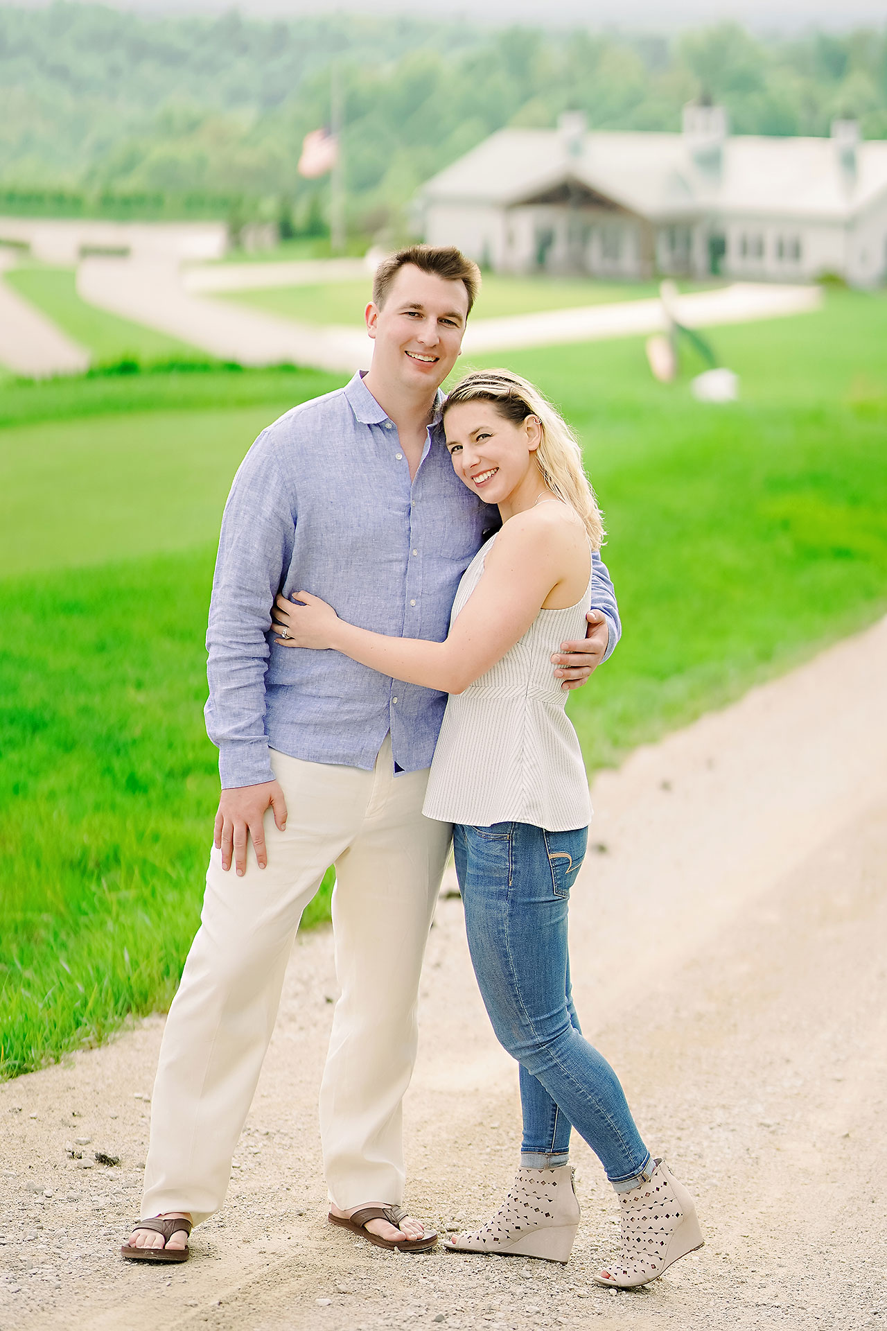 Kendra Pete West Baden Springs Engagement Session 174