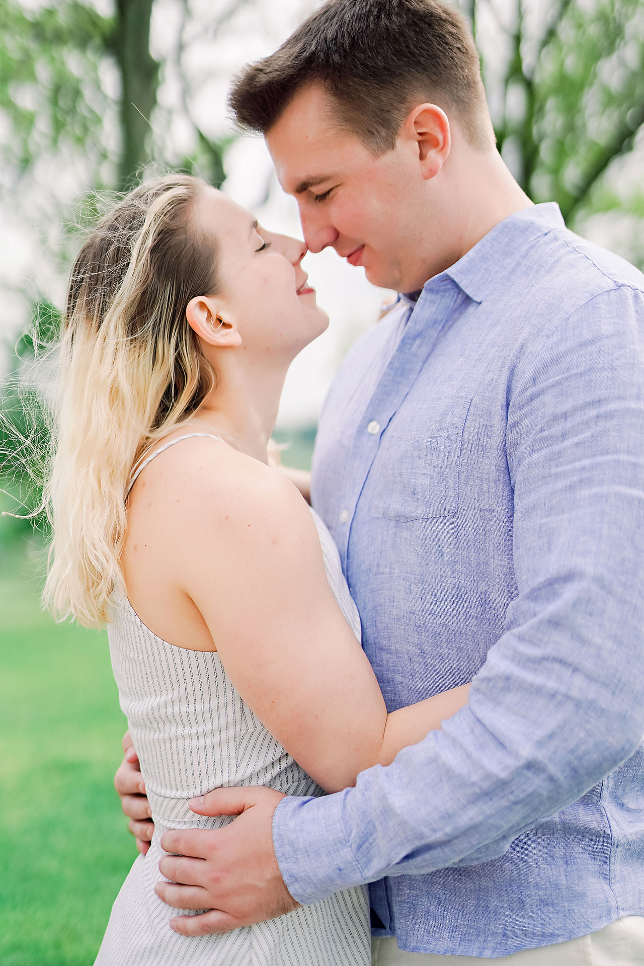 Kendra Pete West Baden Springs Engagement Session 139