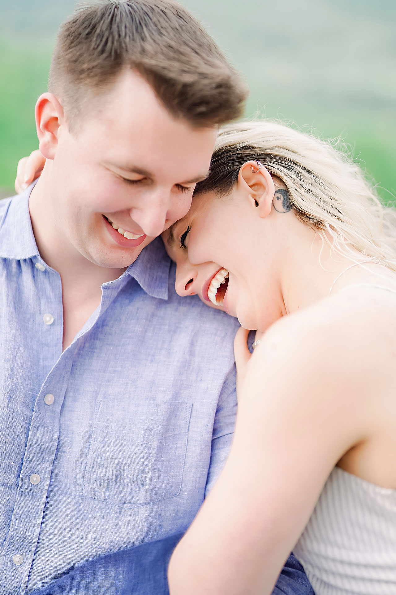 Kendra Pete West Baden Springs Engagement Session 134