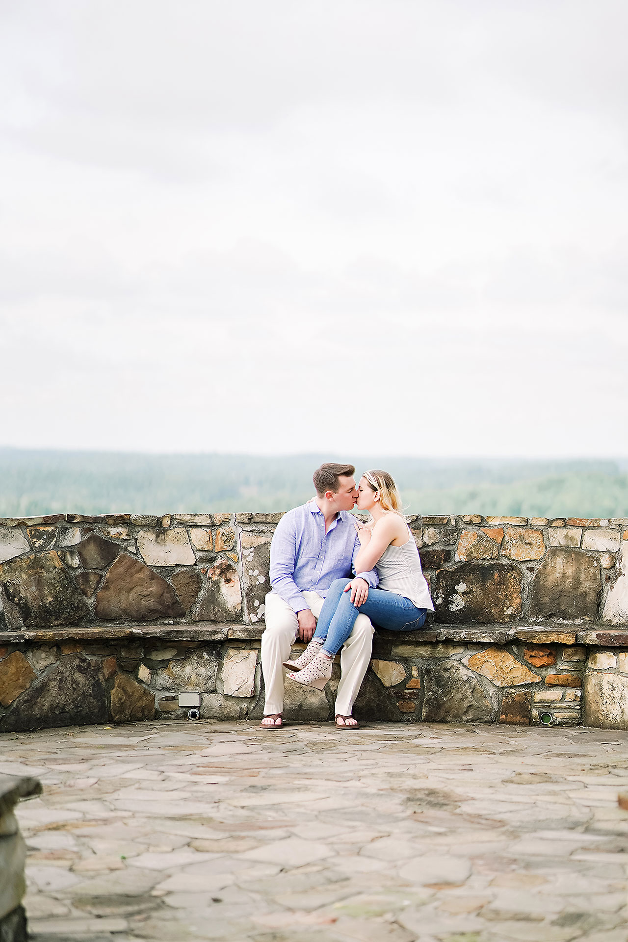 Kendra Pete West Baden Springs Engagement Session 133