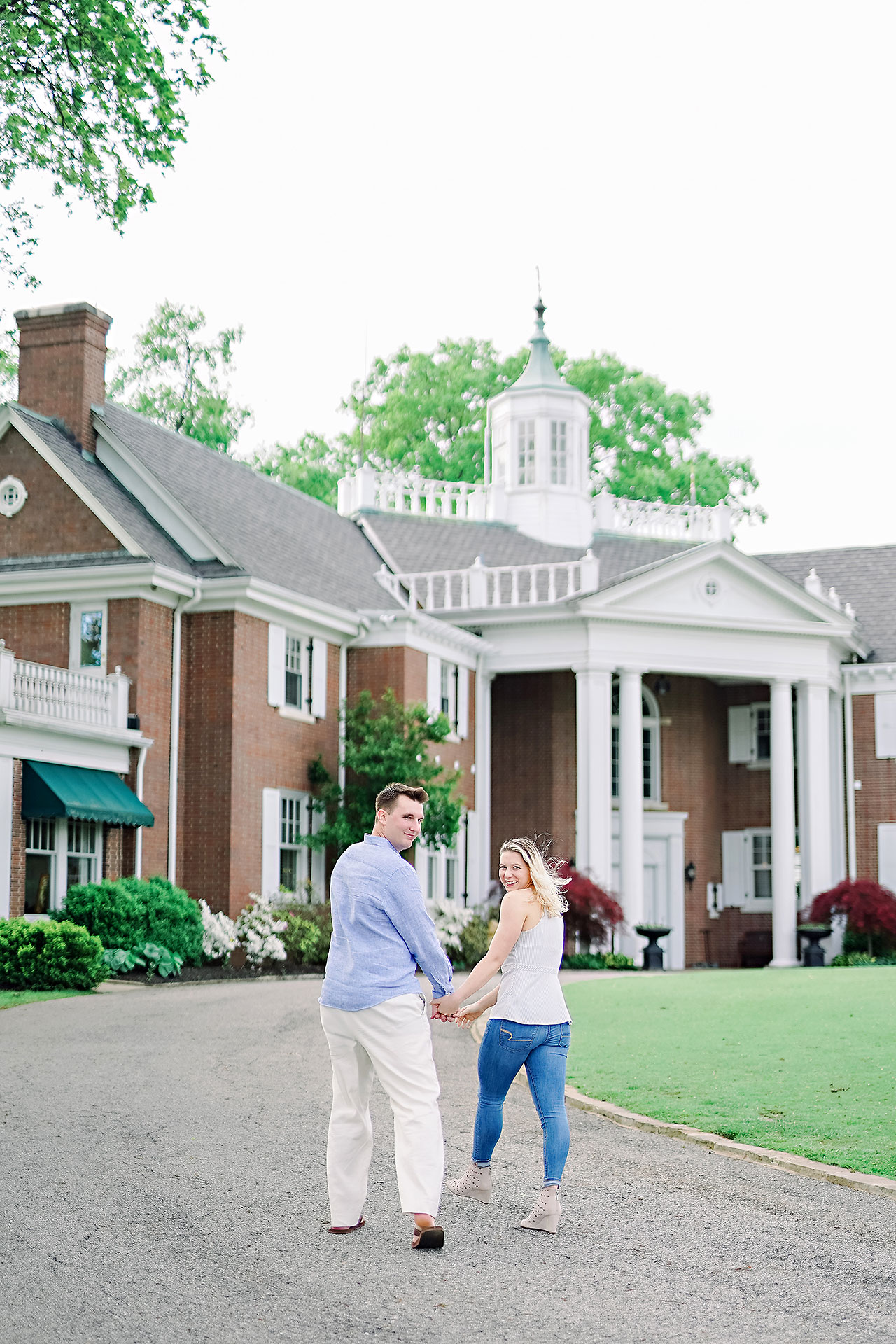 Kendra Pete West Baden Springs Engagement Session 129