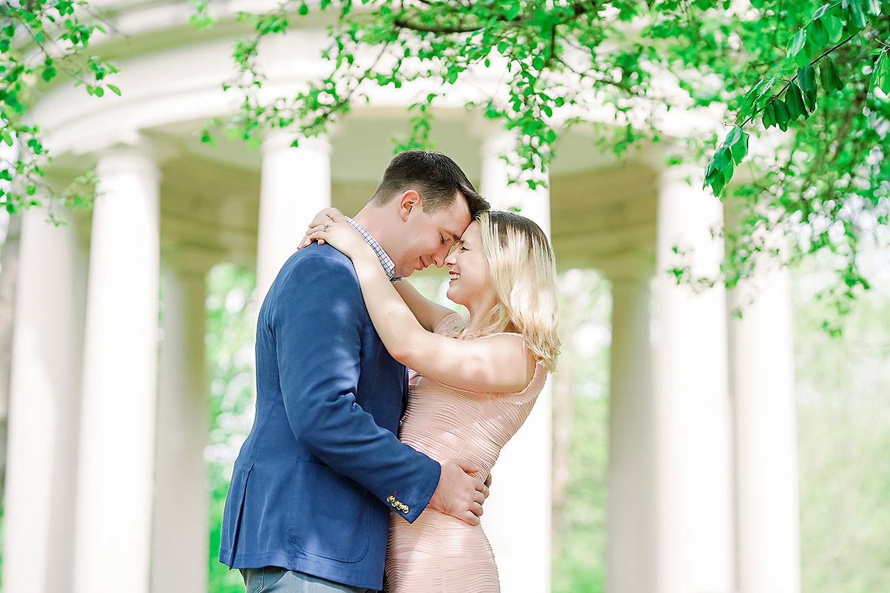 Kendra Pete West Baden Springs Engagement Session 126