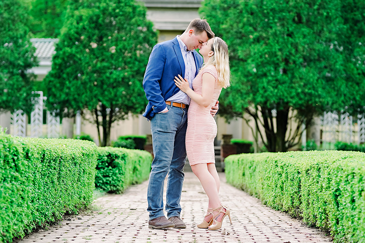 Kendra Pete West Baden Springs Engagement Session 123