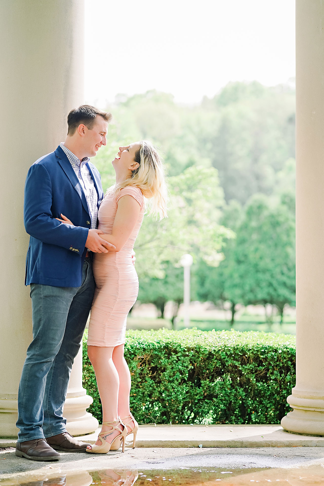 Kendra Pete West Baden Springs Engagement Session 107