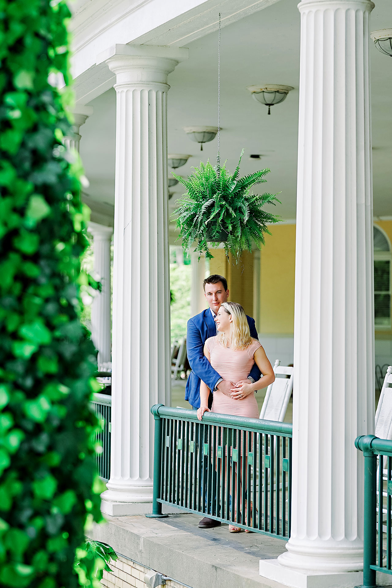 Kendra Pete West Baden Springs Engagement Session 105