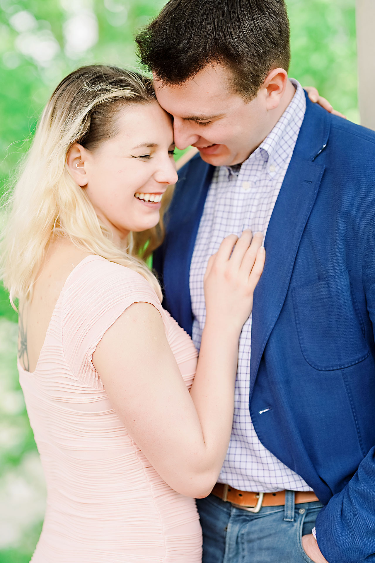 Kendra Pete West Baden Springs Engagement Session 092