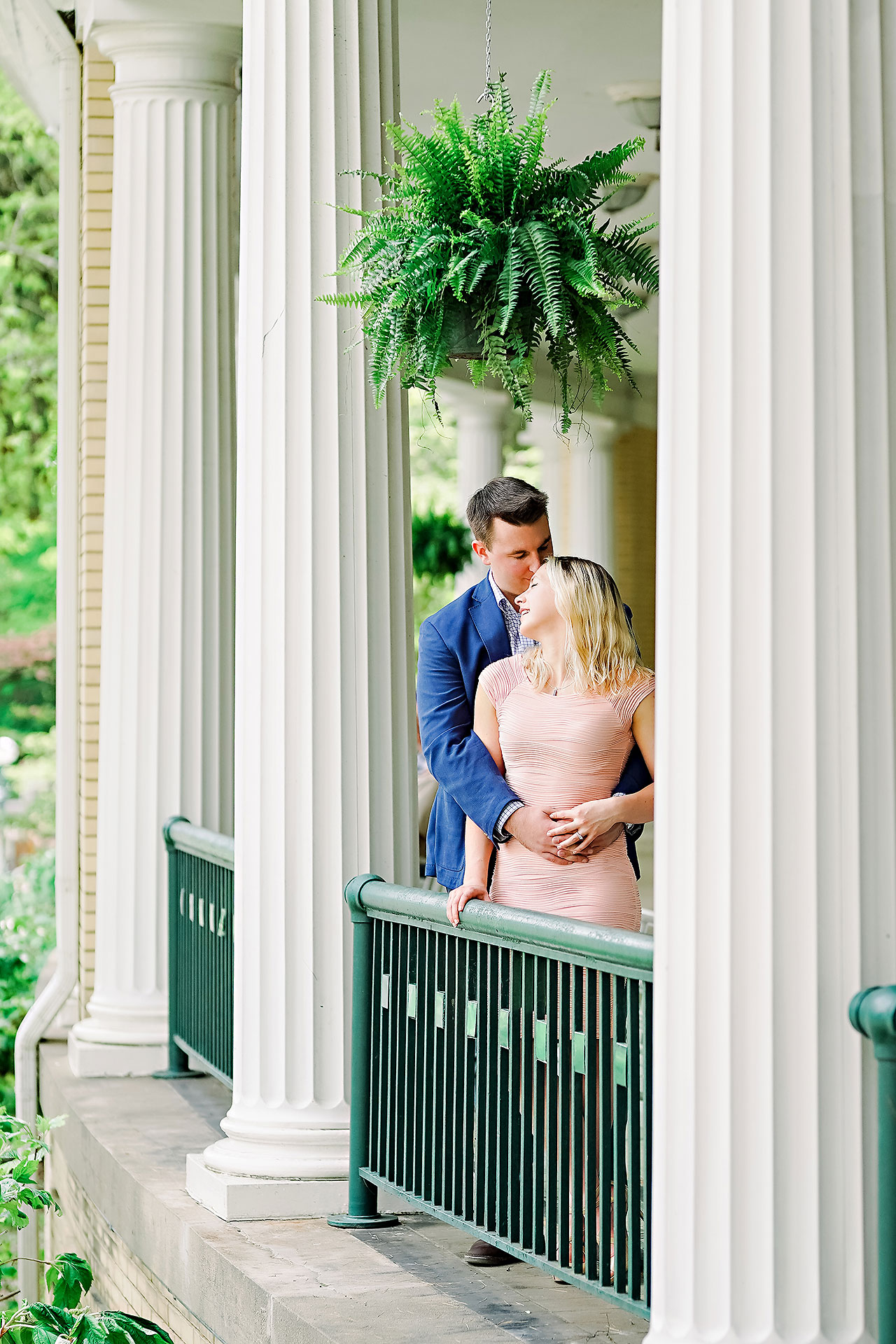 Kendra Pete West Baden Springs Engagement Session 083