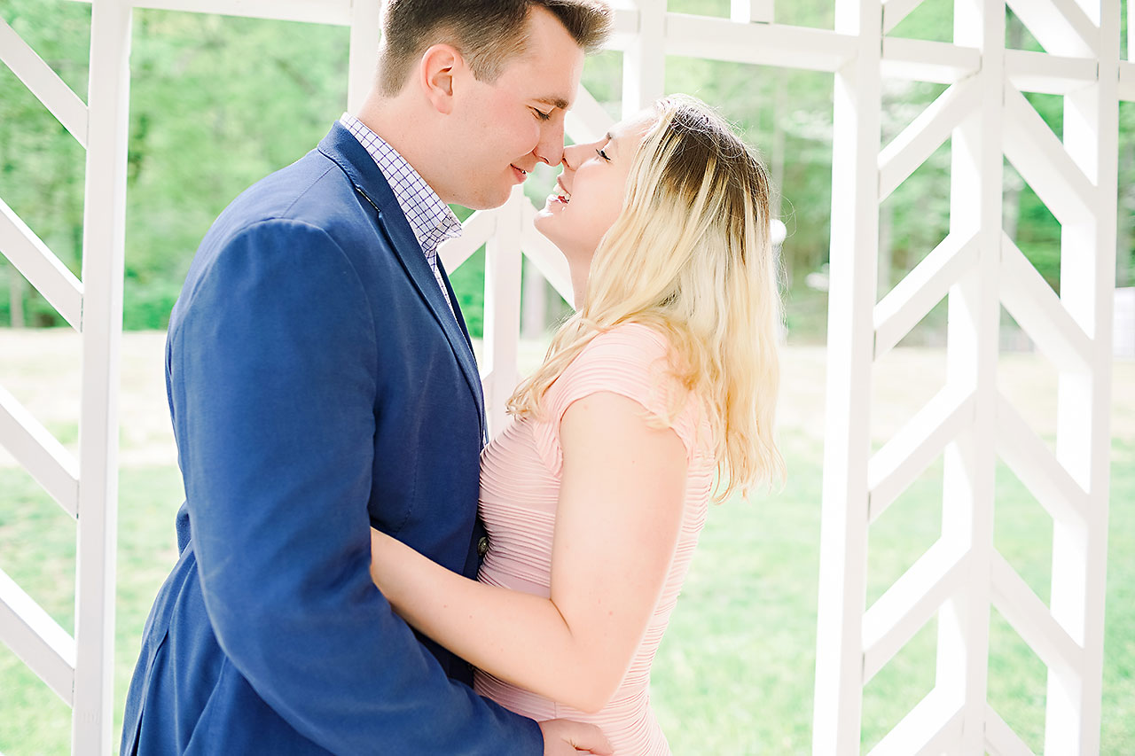 Kendra Pete West Baden Springs Engagement Session 077