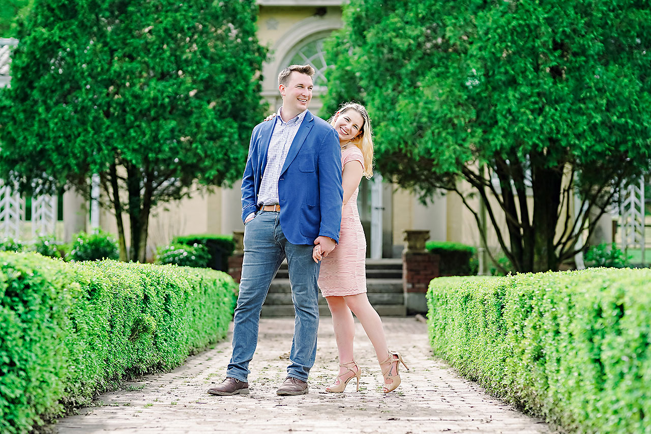 Kendra Pete West Baden Springs Engagement Session 078