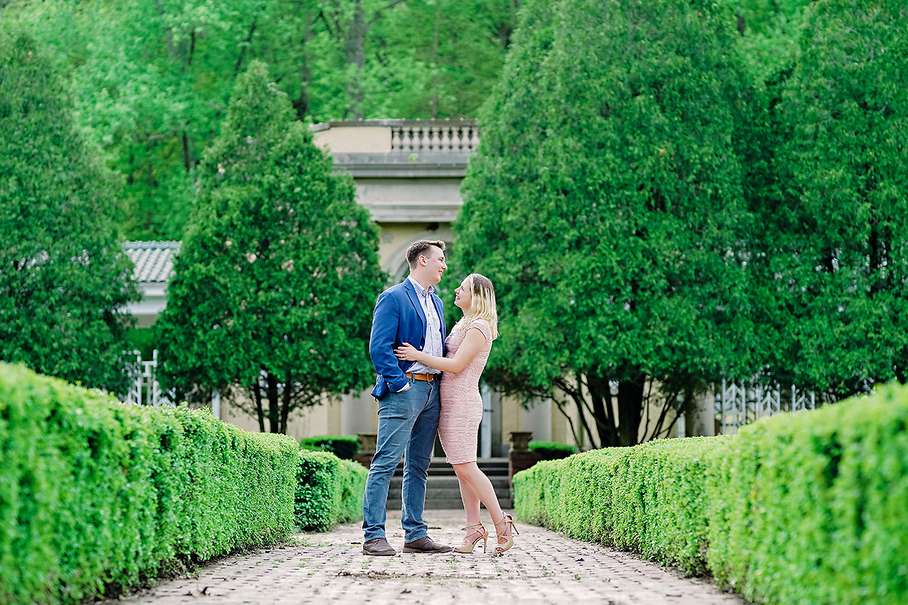Kendra Pete West Baden Springs Engagement Session 073