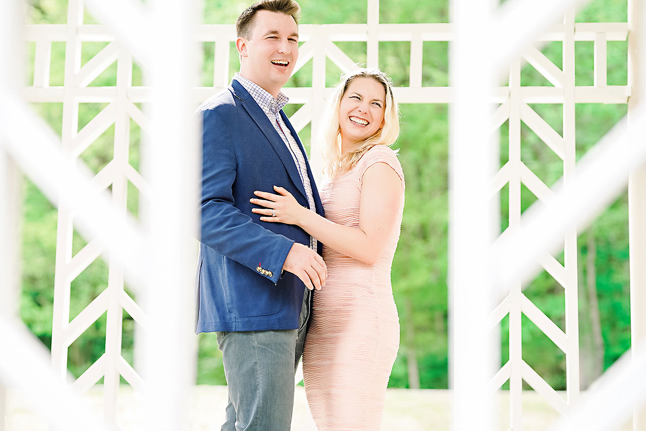 Kendra Pete West Baden Springs Engagement Session 074