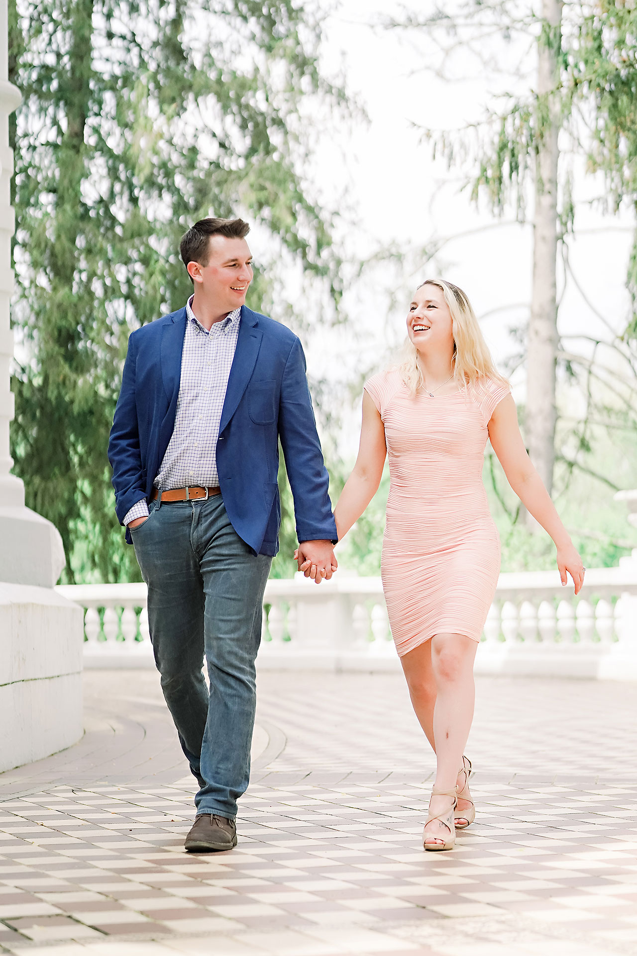 Kendra Pete West Baden Springs Engagement Session 067