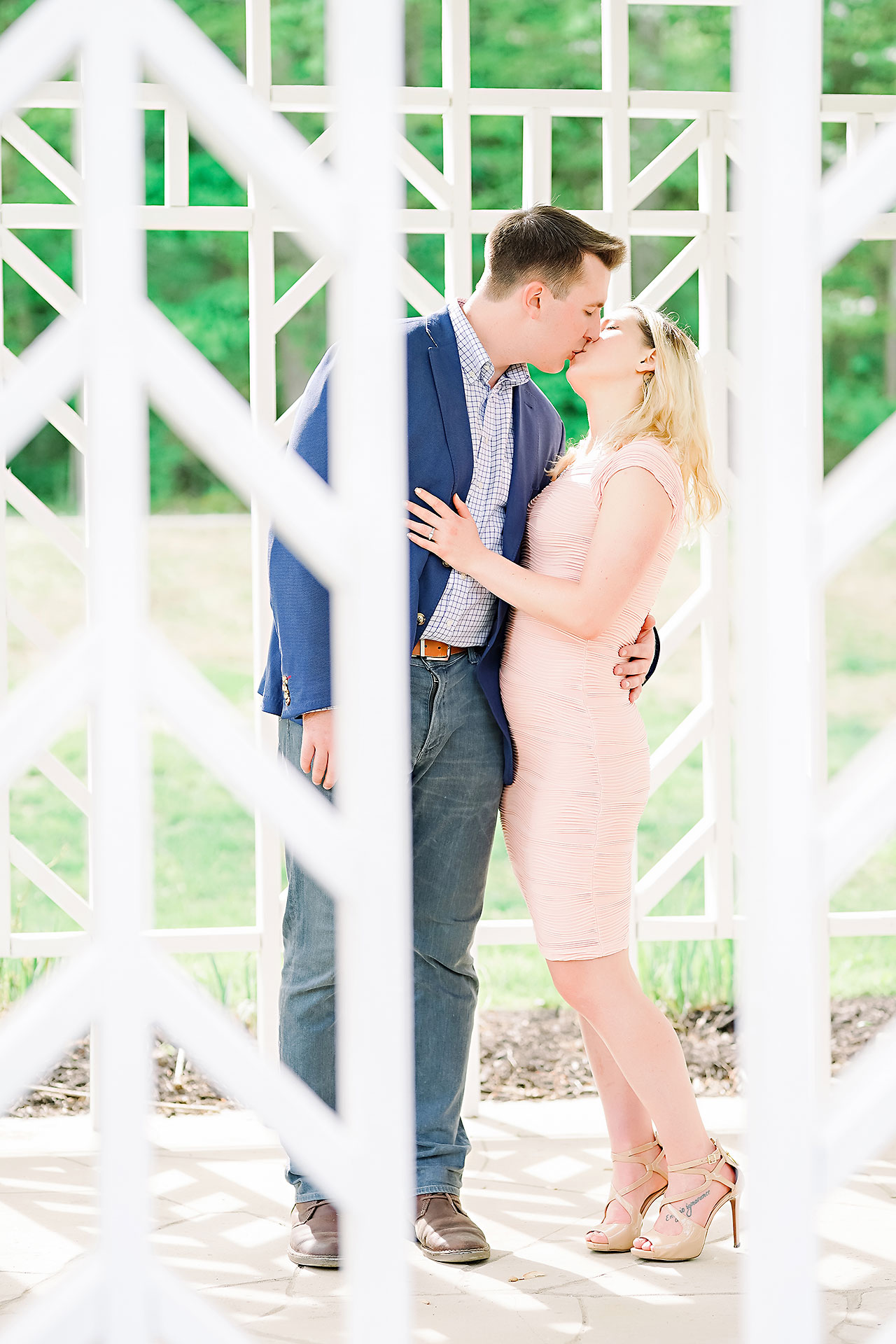 Kendra Pete West Baden Springs Engagement Session 065