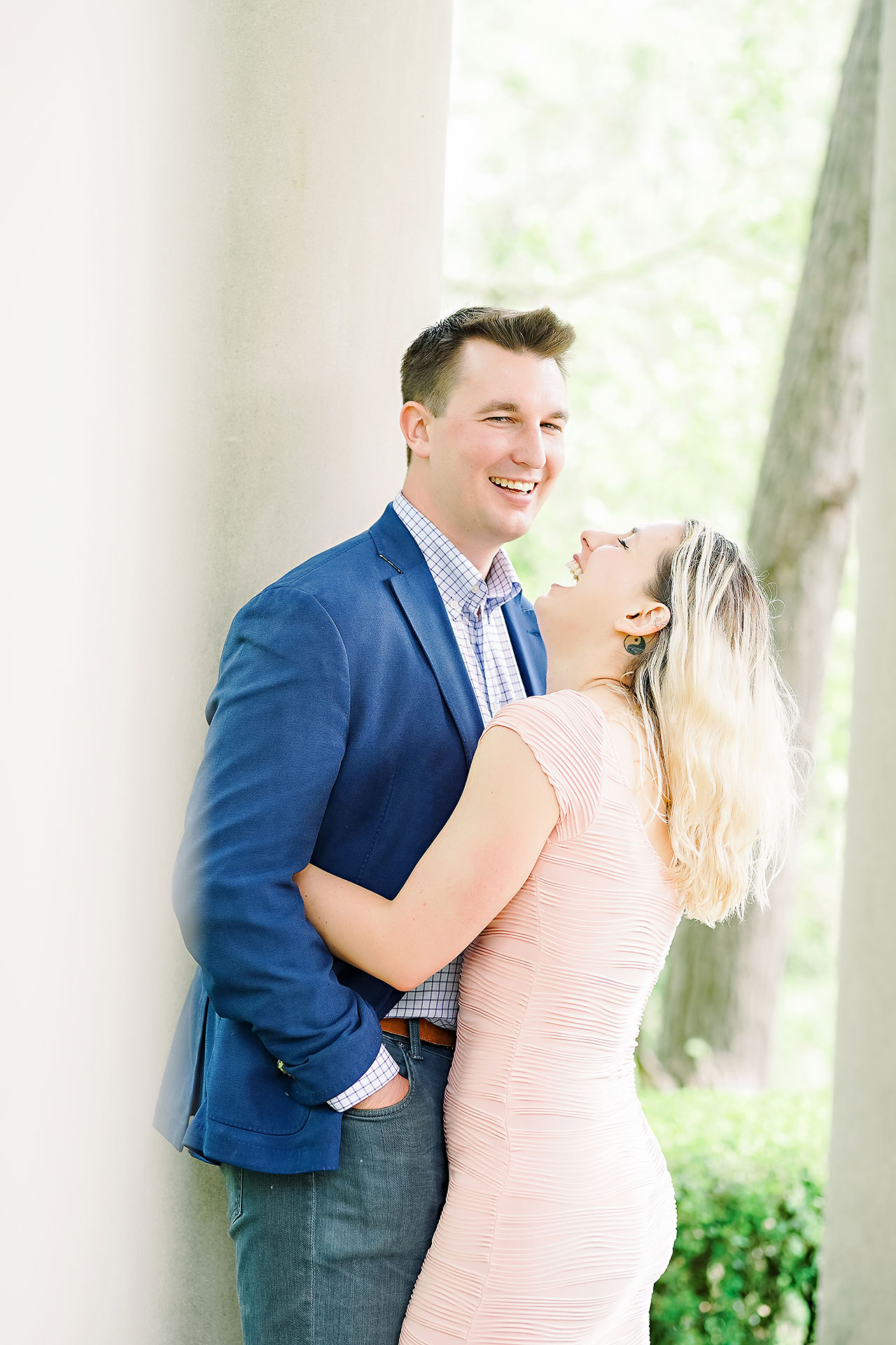 Kendra Pete West Baden Springs Engagement Session 060