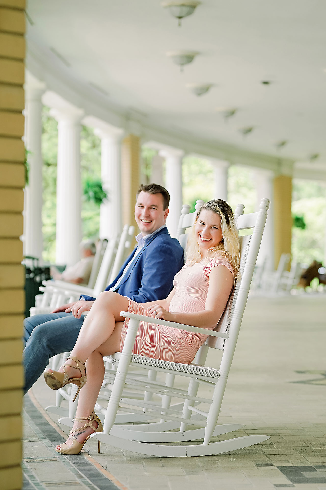 Kendra Pete West Baden Springs Engagement Session 057