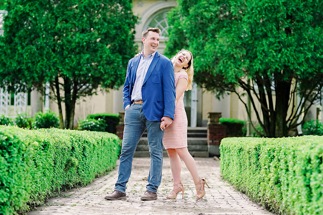 Kendra Pete West Baden Springs Engagement Session 051