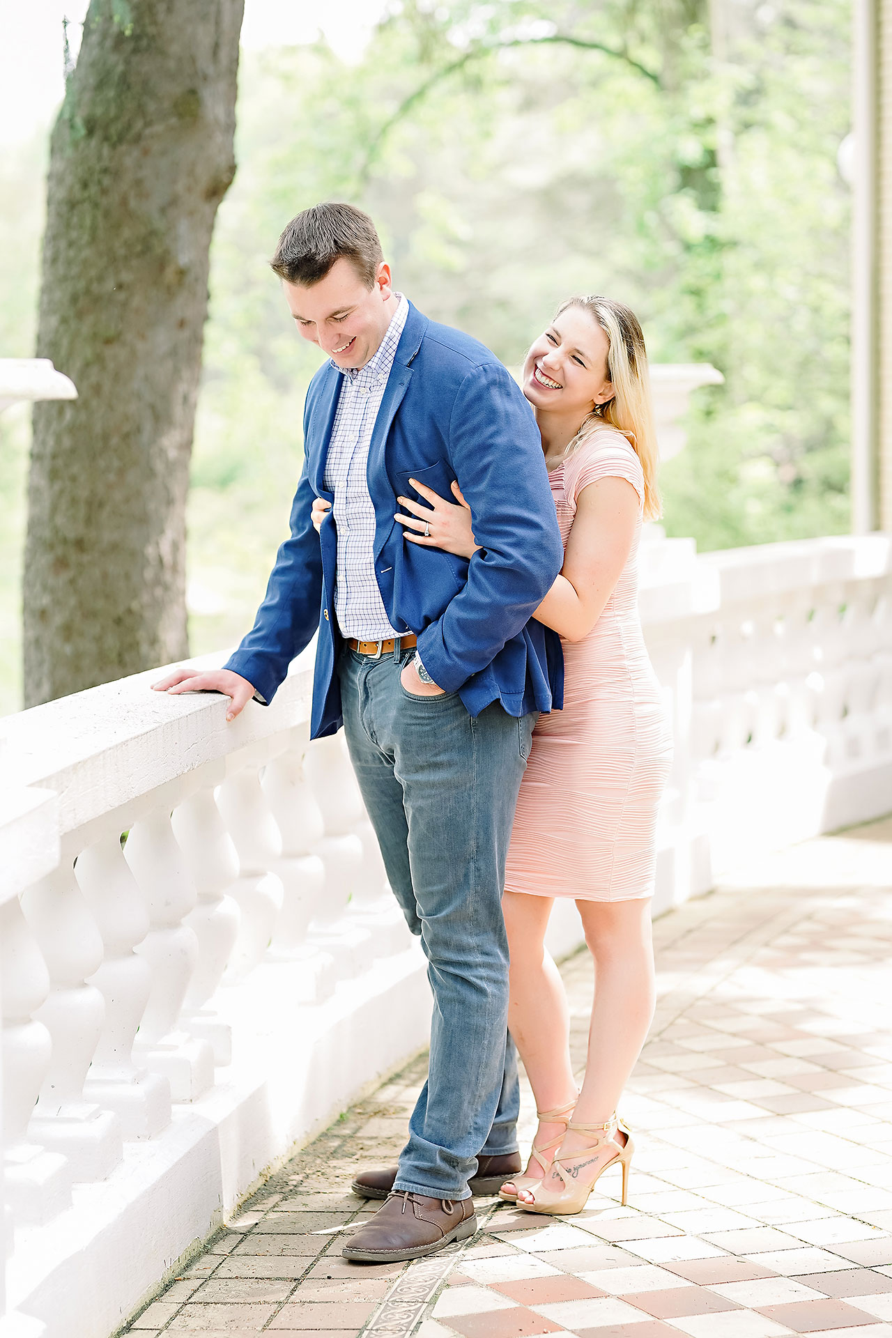 Kendra Pete West Baden Springs Engagement Session 046