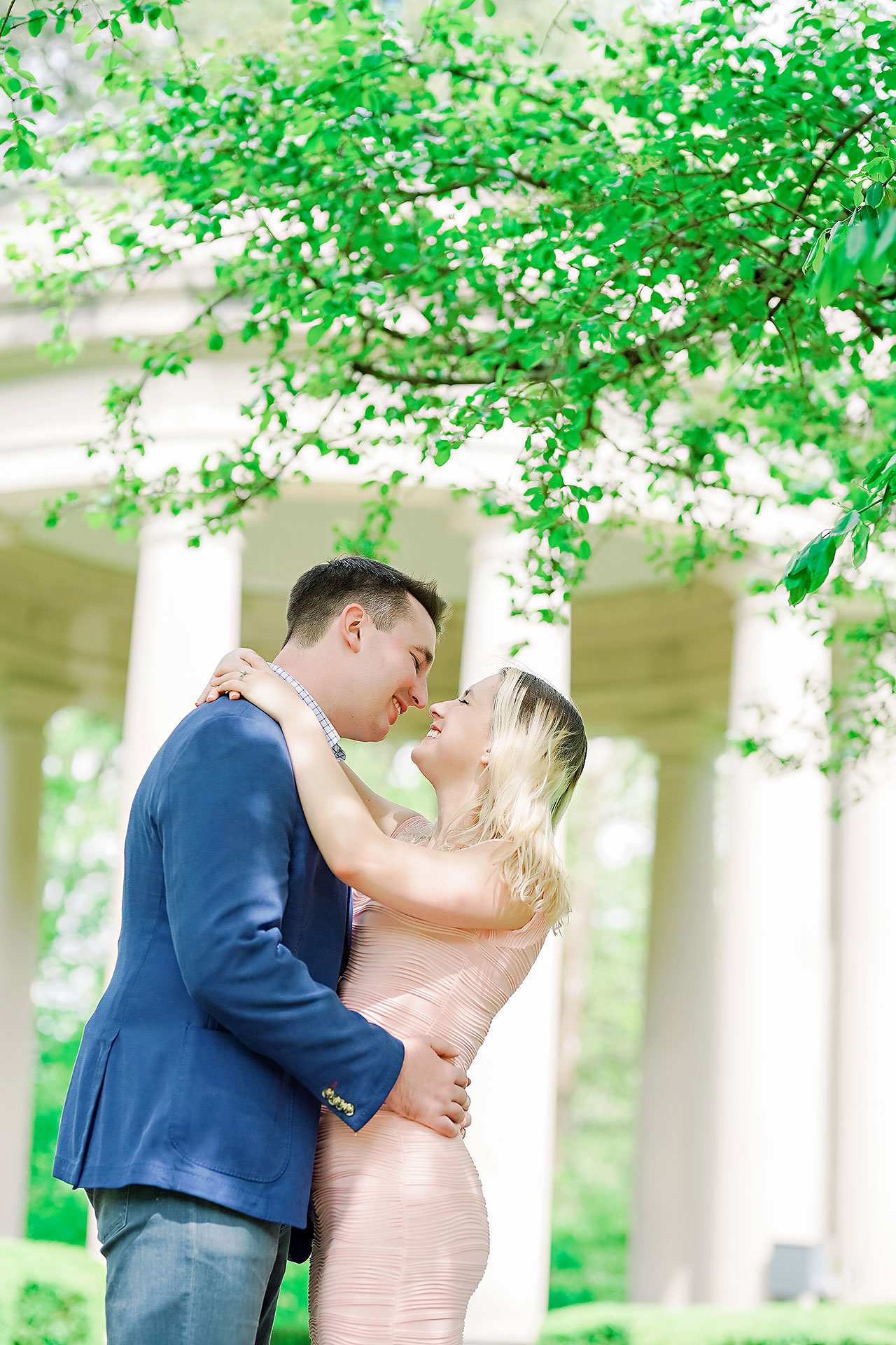 Kendra Pete West Baden Springs Engagement Session 047