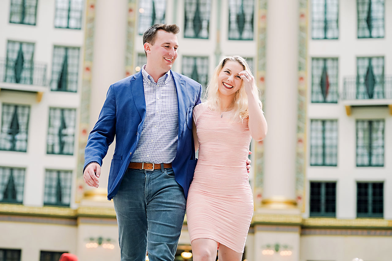 Kendra Pete West Baden Springs Engagement Session 015
