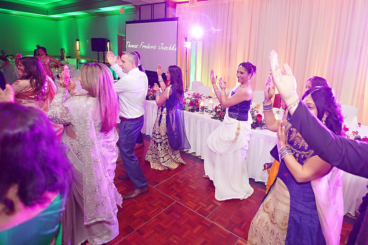 Anisha Thomas Indianapolis Marriott North Indian Wedding 357