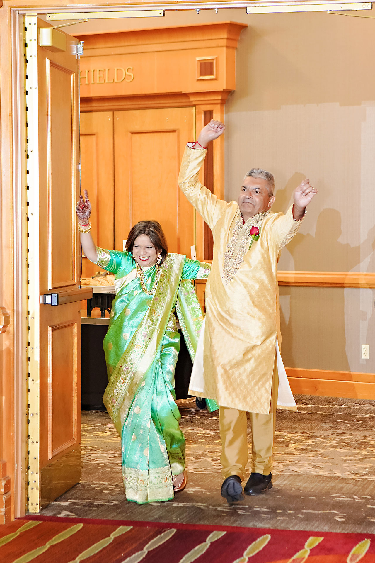 Anisha Thomas Indianapolis Marriott North Indian Wedding 297