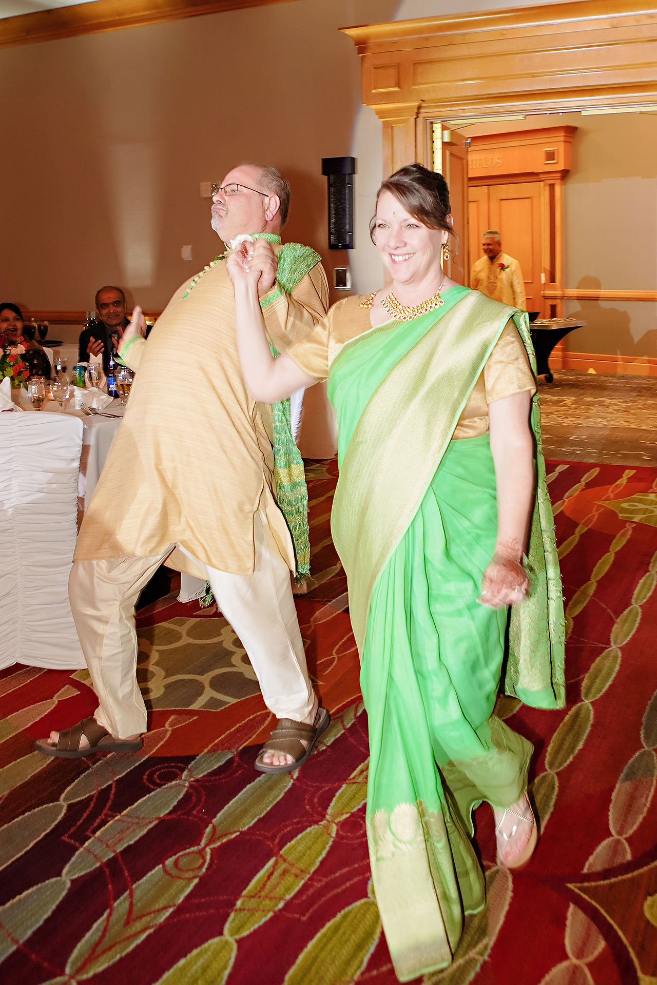Anisha Thomas Indianapolis Marriott North Indian Wedding 296