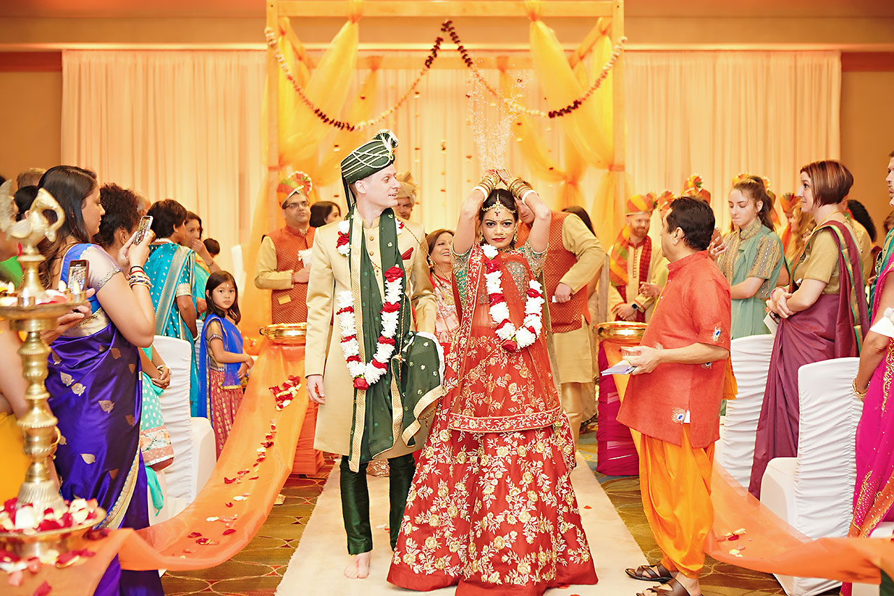 Anisha Thomas Indianapolis Marriott North Indian Wedding 258