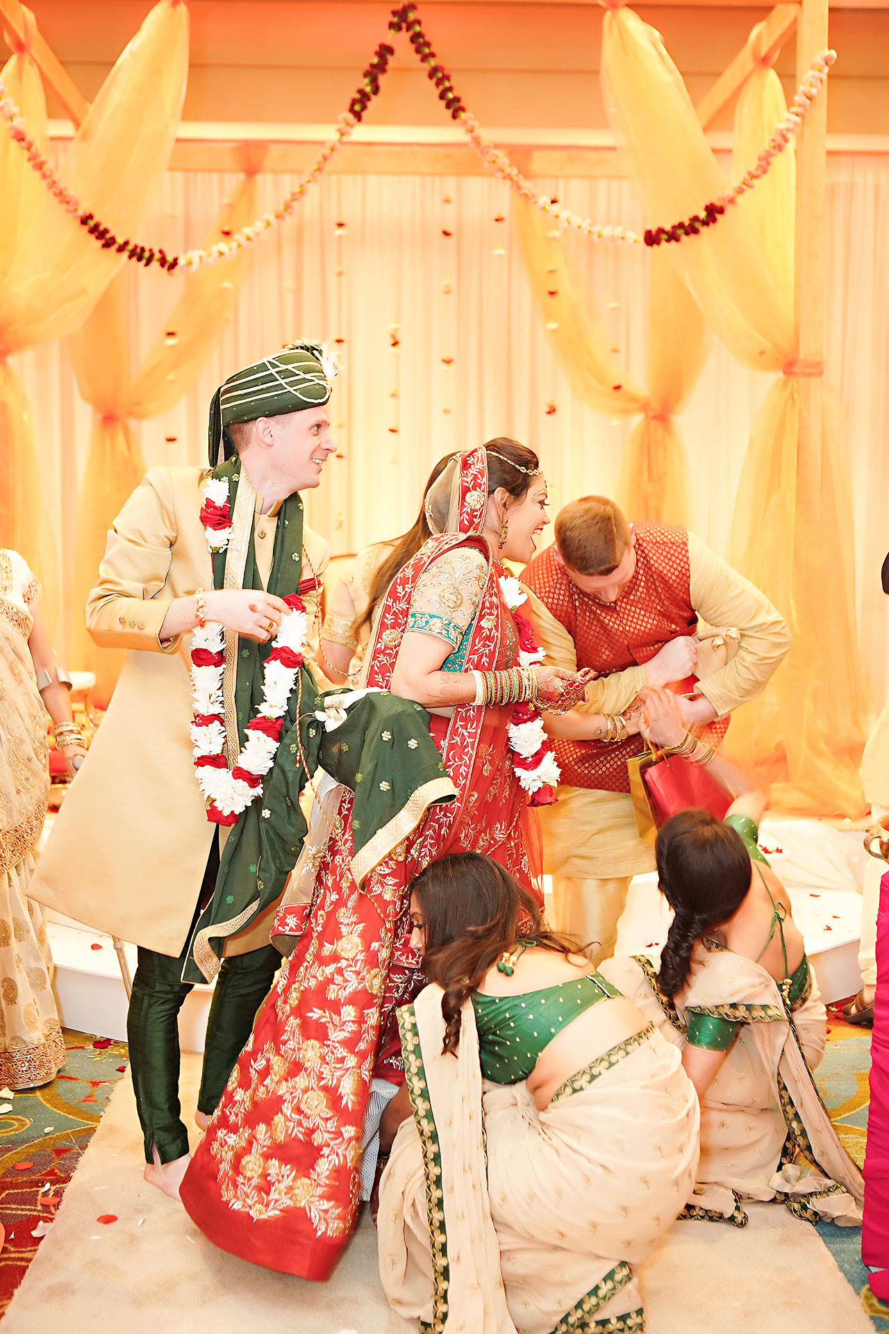 Anisha Thomas Indianapolis Marriott North Indian Wedding 257