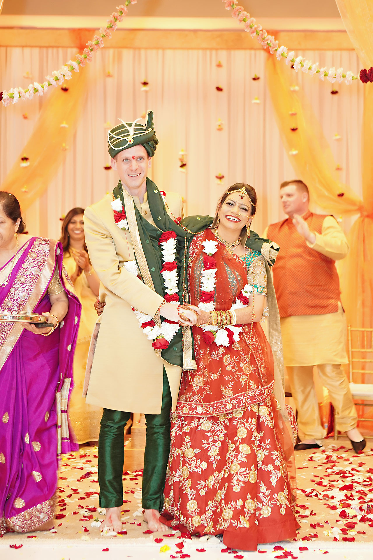 Anisha Thomas Indianapolis Marriott North Indian Wedding 255
