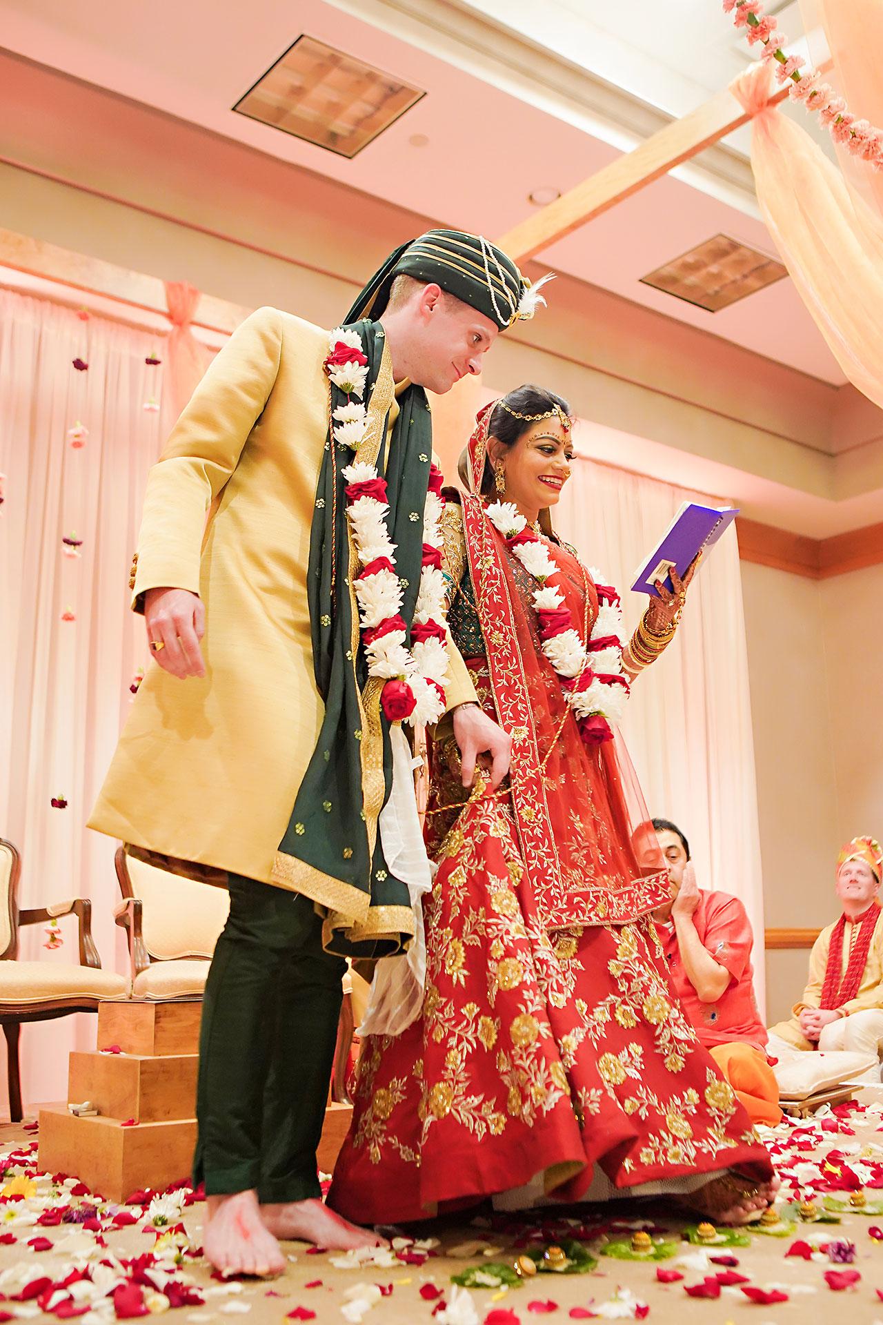 Anisha Thomas Indianapolis Marriott North Indian Wedding 237