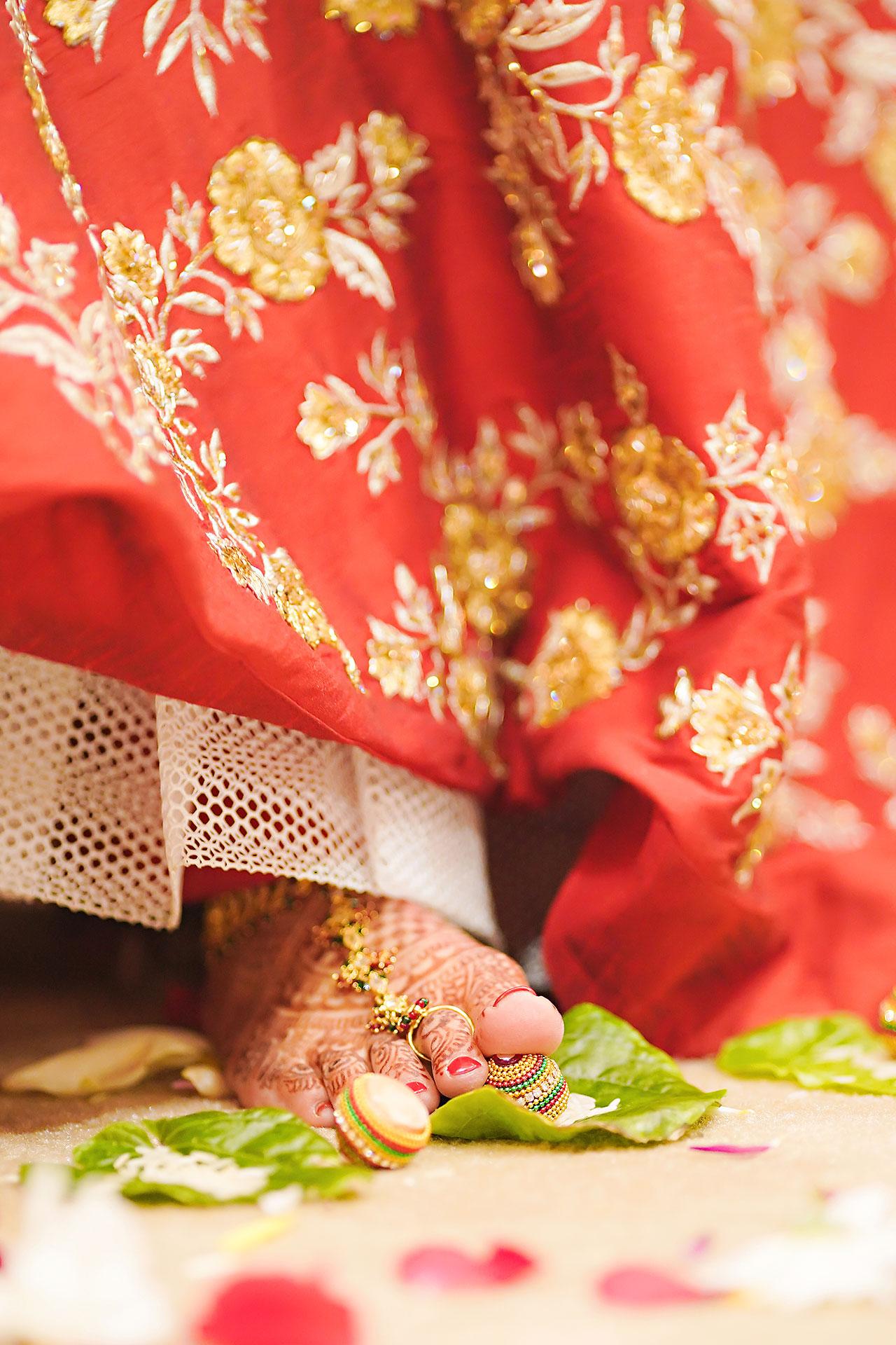 Anisha Thomas Indianapolis Marriott North Indian Wedding 236