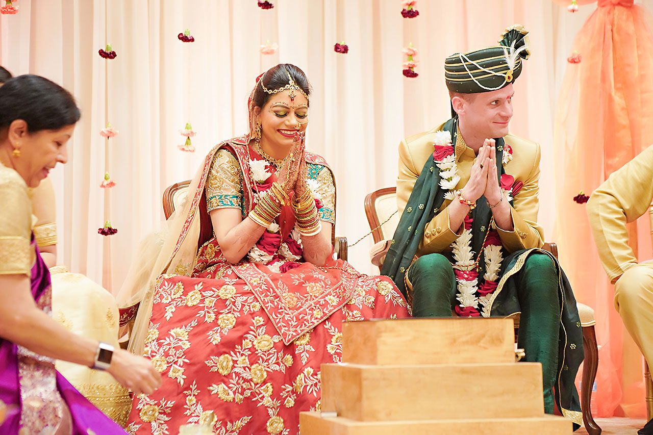 Anisha Thomas Indianapolis Marriott North Indian Wedding 228