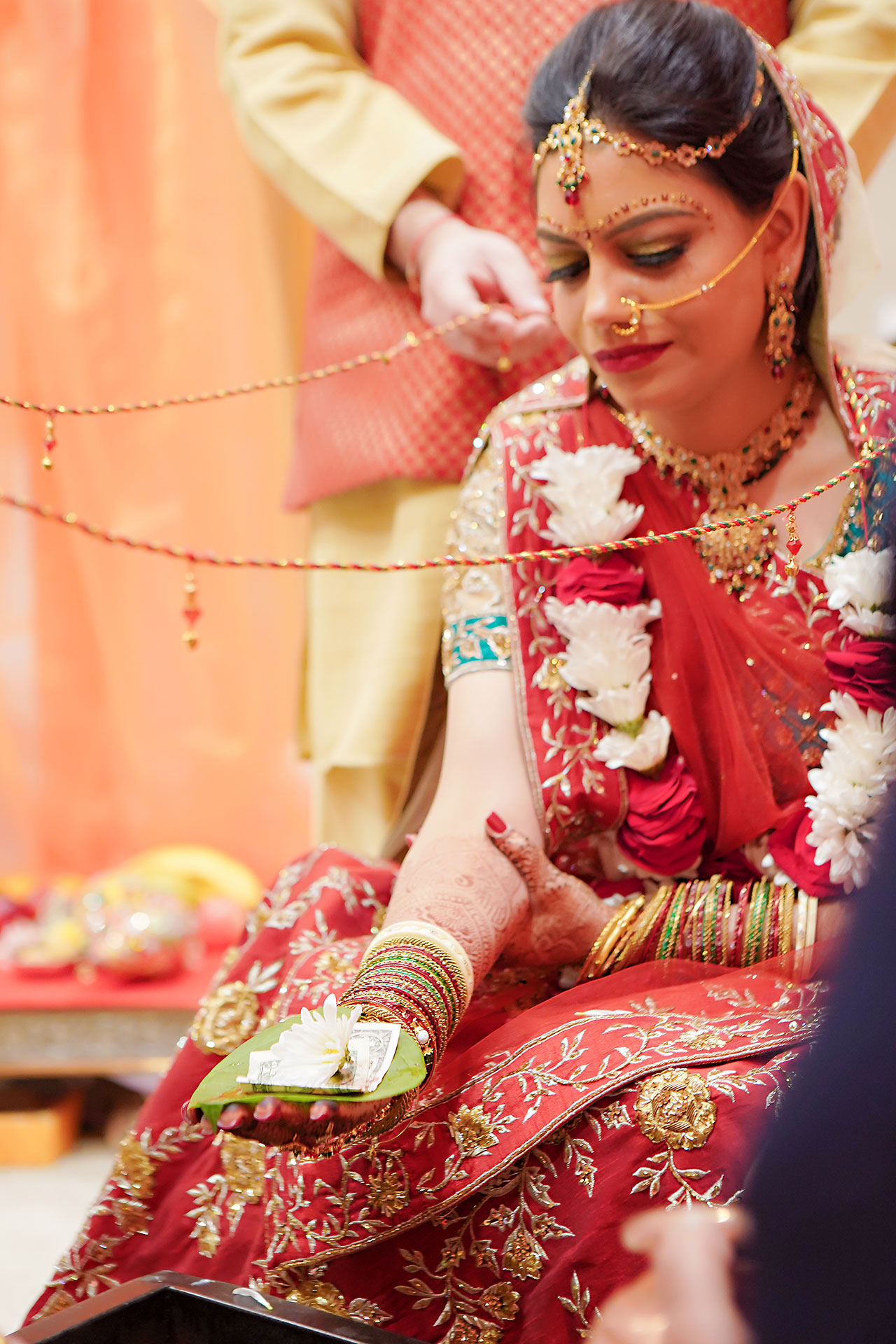 Anisha Thomas Indianapolis Marriott North Indian Wedding 226
