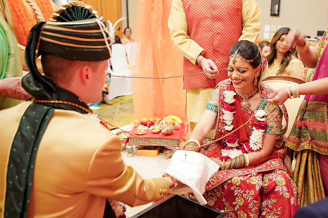Anisha Thomas Indianapolis Marriott North Indian Wedding 224