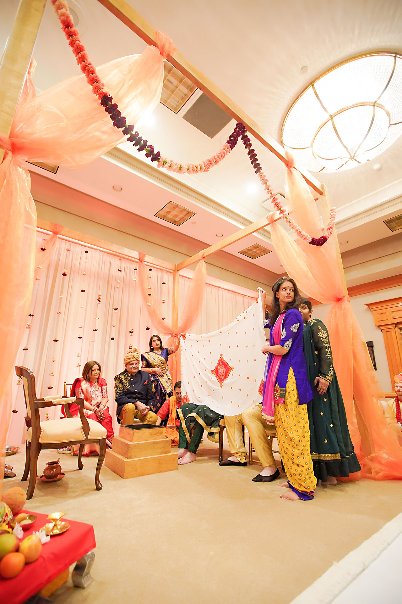 Anisha Thomas Indianapolis Marriott North Indian Wedding 206