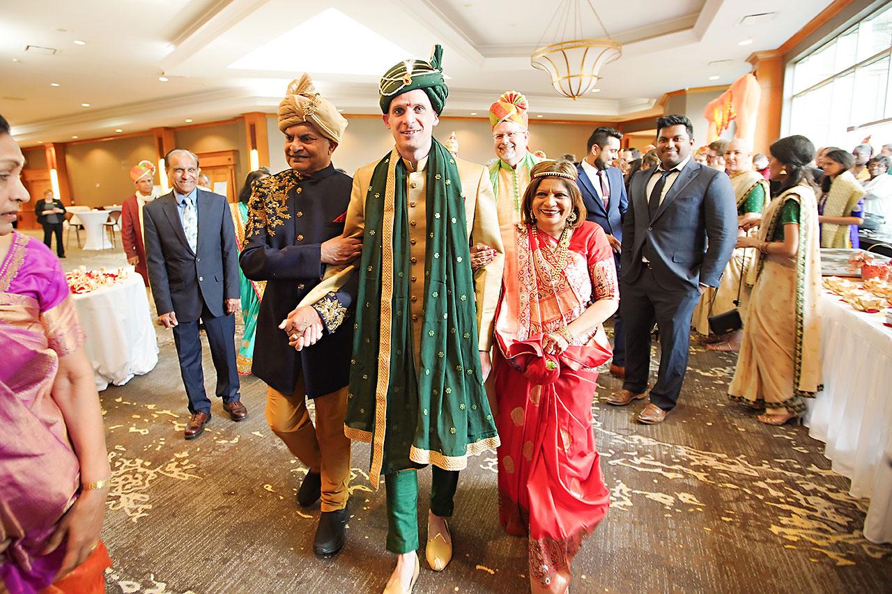 Anisha Thomas Indianapolis Marriott North Indian Wedding 190