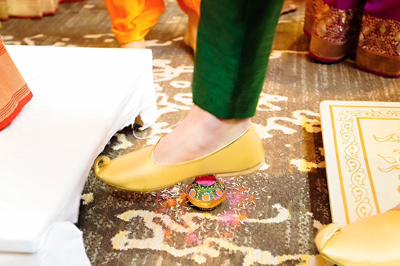 Anisha Thomas Indianapolis Marriott North Indian Wedding 188