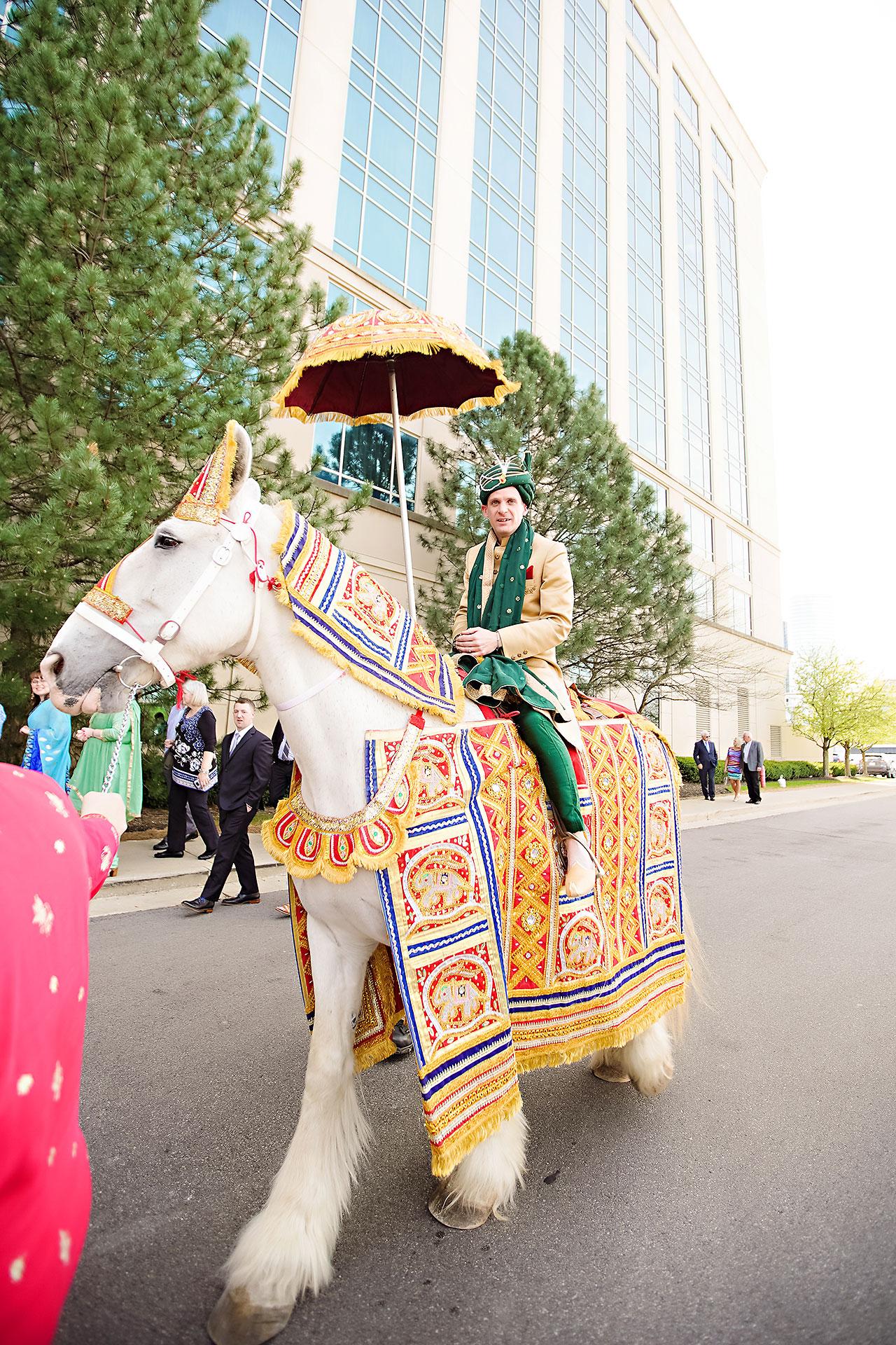 Anisha Thomas Indianapolis Marriott North Indian Wedding 179