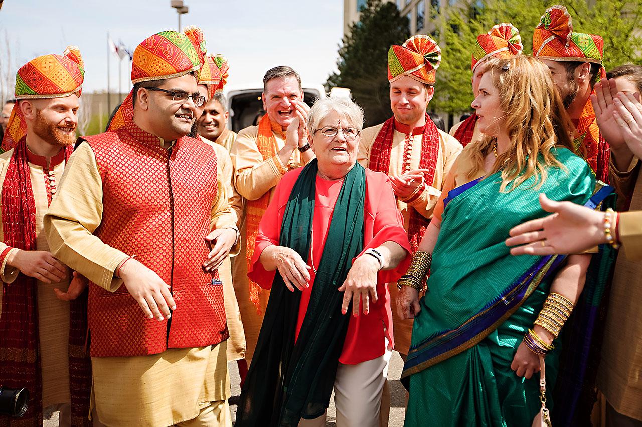 Anisha Thomas Indianapolis Marriott North Indian Wedding 166