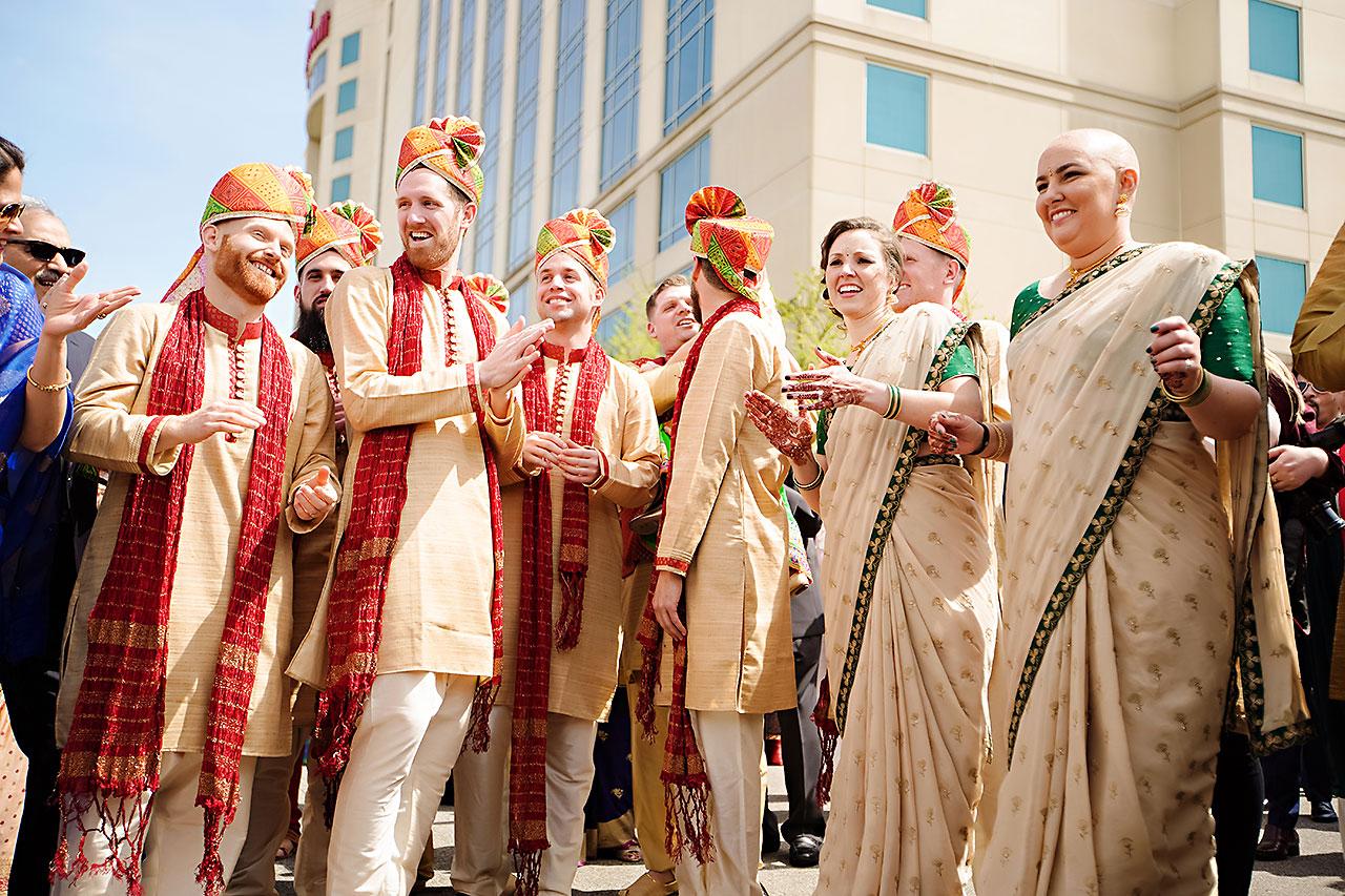 Anisha Thomas Indianapolis Marriott North Indian Wedding 163