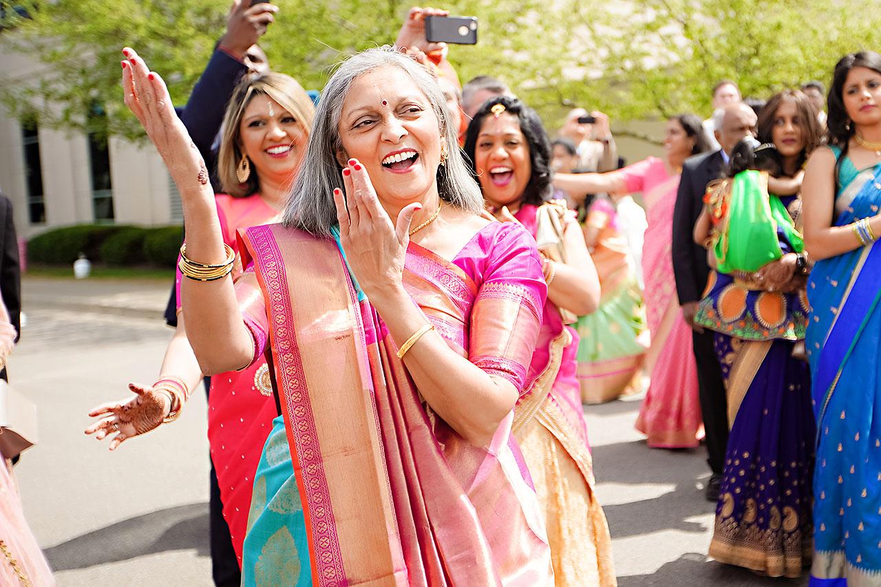 Anisha Thomas Indianapolis Marriott North Indian Wedding 160