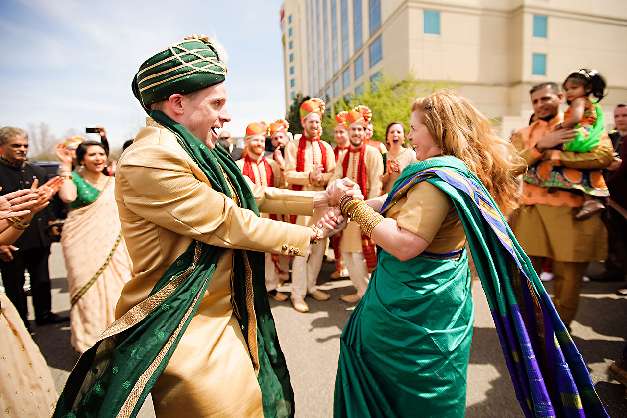 Anisha Thomas Indianapolis Marriott North Indian Wedding 162