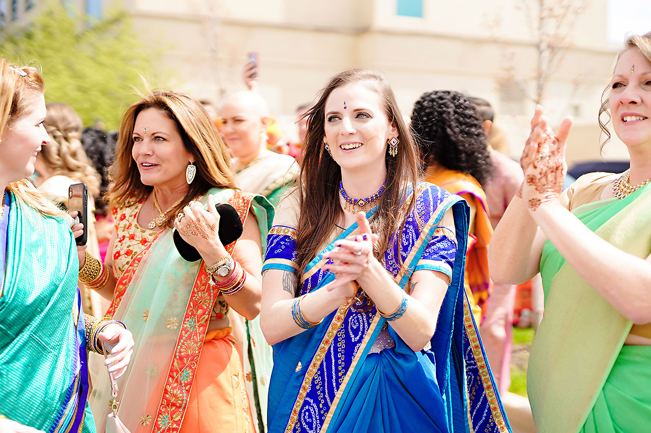 Anisha Thomas Indianapolis Marriott North Indian Wedding 157