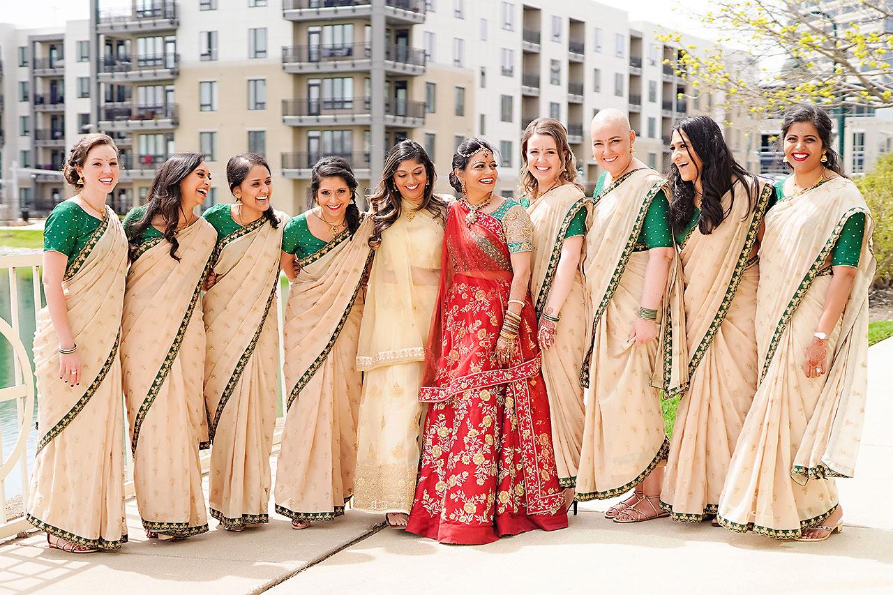 Anisha Thomas Indianapolis Marriott North Indian Wedding 149