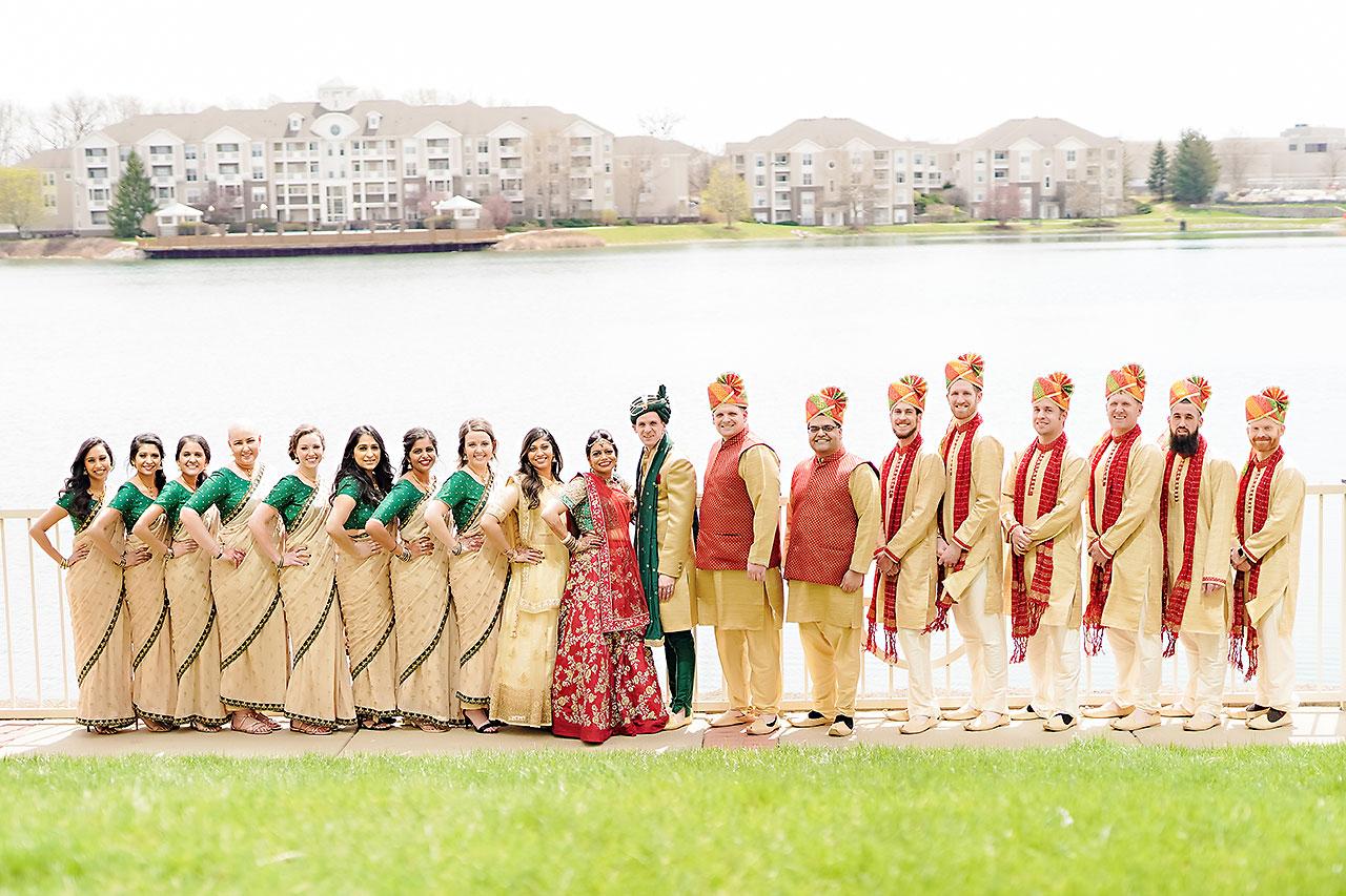 Anisha Thomas Indianapolis Marriott North Indian Wedding 147