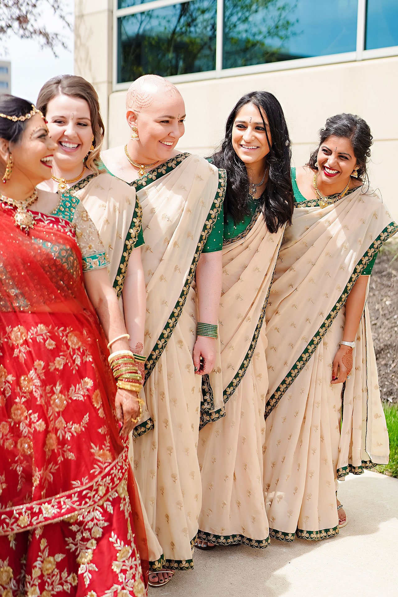 Anisha Thomas Indianapolis Marriott North Indian Wedding 143