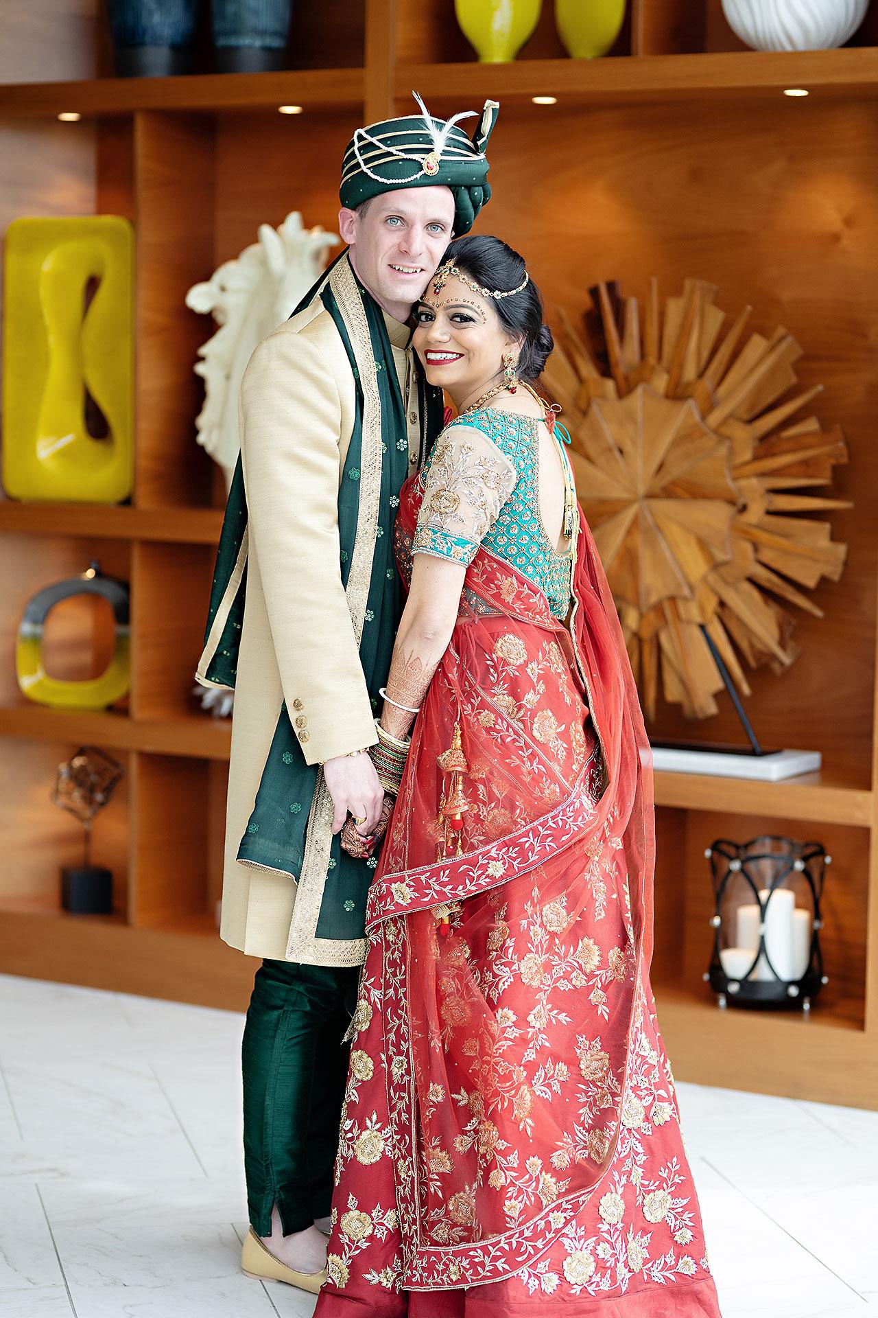 Anisha Thomas Indianapolis Marriott North Indian Wedding 140
