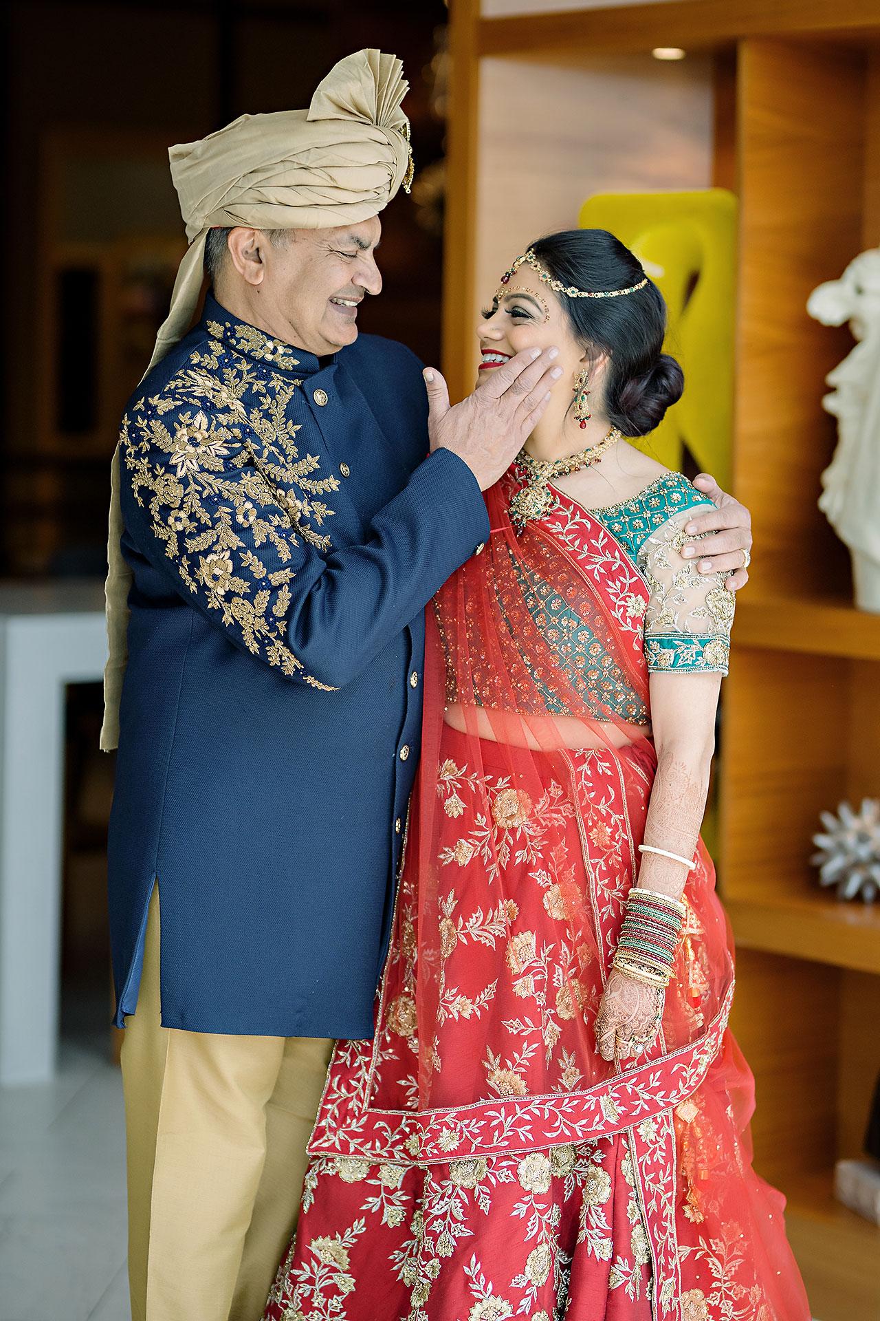 Anisha Thomas Indianapolis Marriott North Indian Wedding 129