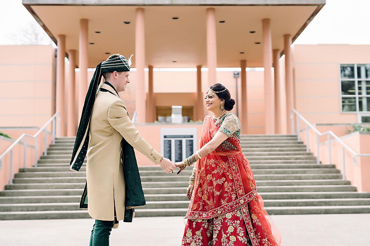 Anisha Thomas Indianapolis Marriott North Indian Wedding 101