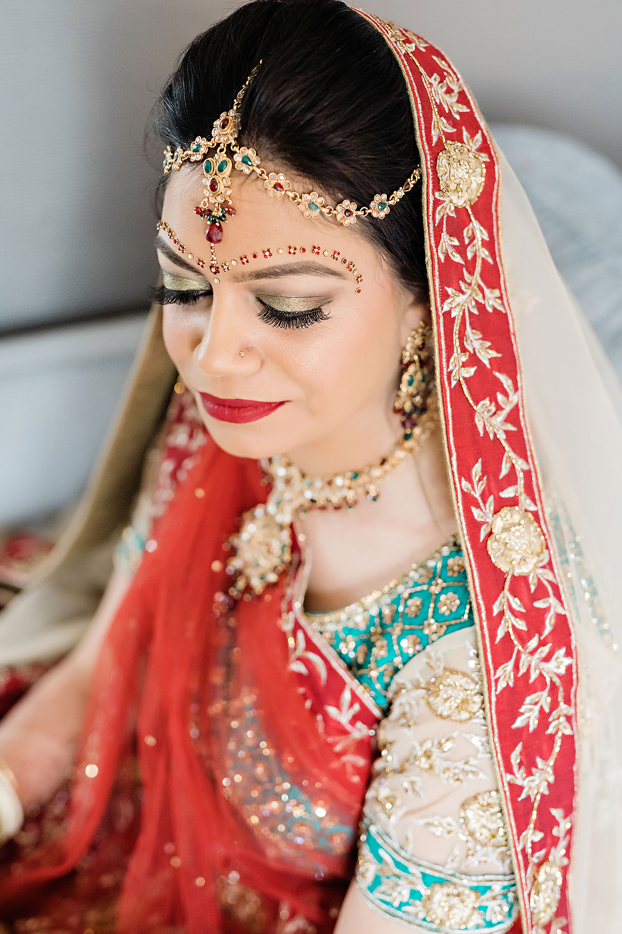 Anisha Thomas Indianapolis Marriott North Indian Wedding 050